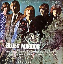 EP BLUES MAGOOS pipe dream sueño extraño 45 SPANISH RARE 1970 PSYCH ROCK GARAGE