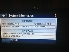 mygig software update cd & gracenotes dvd combination (includes iPhone fix)