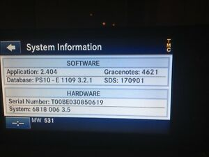 Details about mygig software update cd & gracenotes dvd combination  (includes iPhone fix)