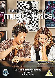 Music And Lyrics (DVD, 2007)