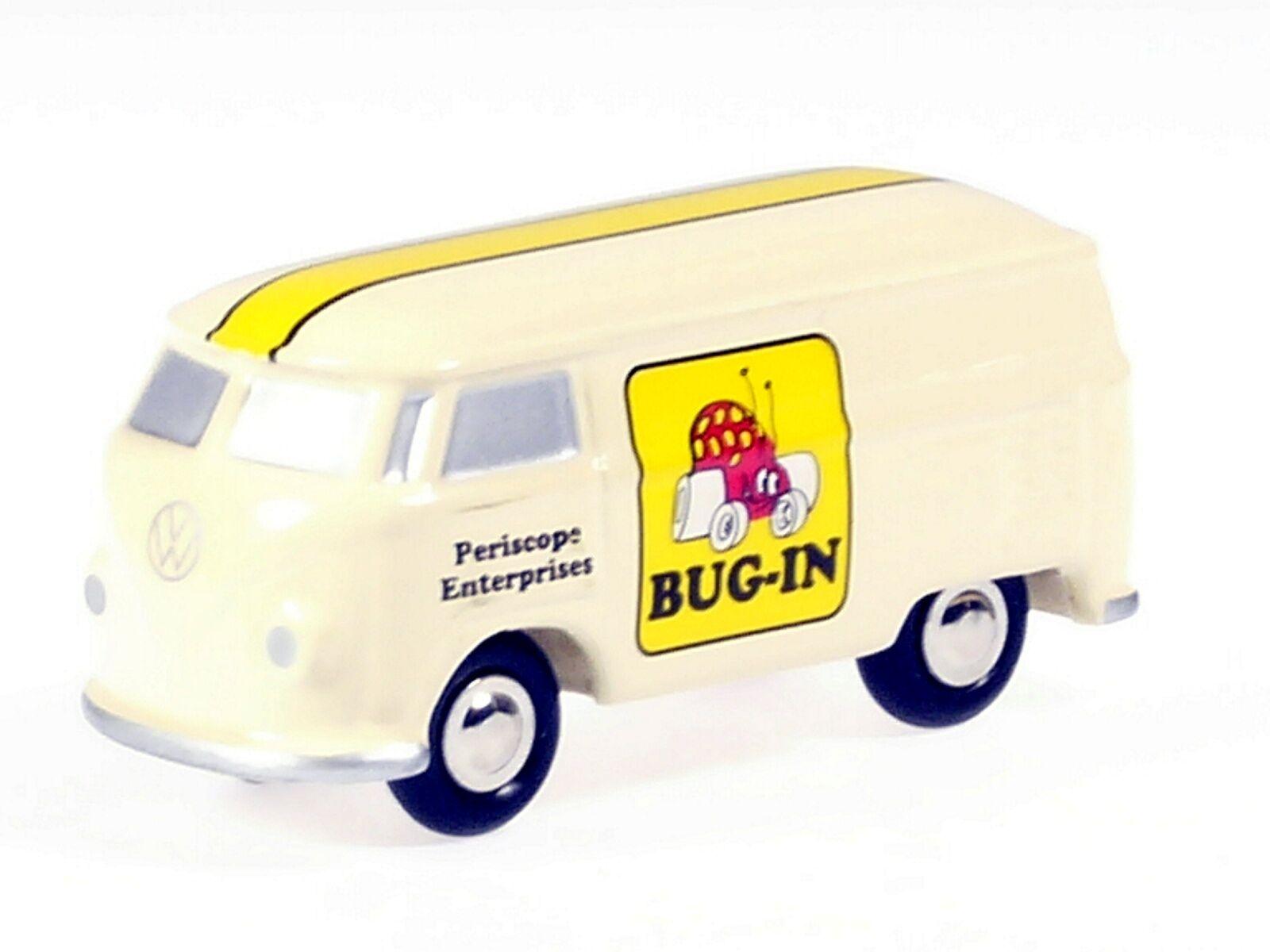Schuco piccolo vw t1 Boîte  Bug-in    50132049