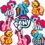 MY-LITTLE-PONY-Pins-Pin-Crocs-Clogs-Jibbitz-Rainbow-Dash-Scrapbooking-Disney Indexbild 18