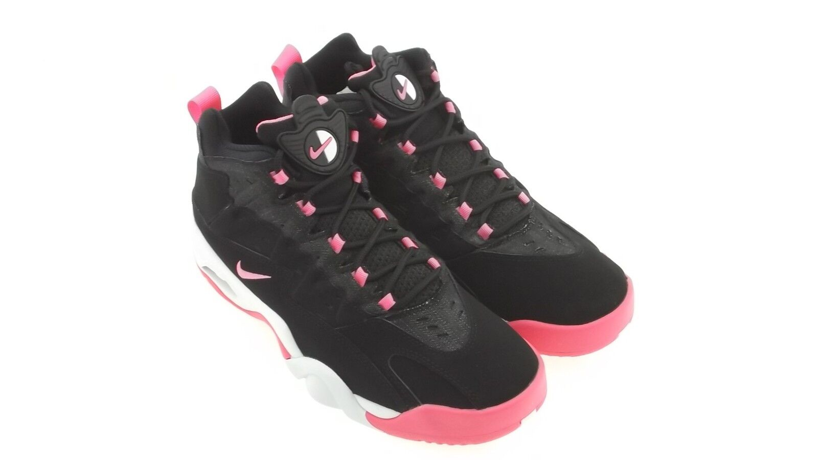 705438-003 Nike Hommes Air Flare andre noir / challenge rose andre Flare agassi chaussures c1bbaa