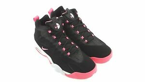 c694142a7ae 705438-003 Nike Men Air Flare black   challenge pink andre agassi ...
