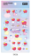 miniature 12 - Official BTS BT21 Baby Character Clear Stickers +Freebie + Free Tracking KPOP