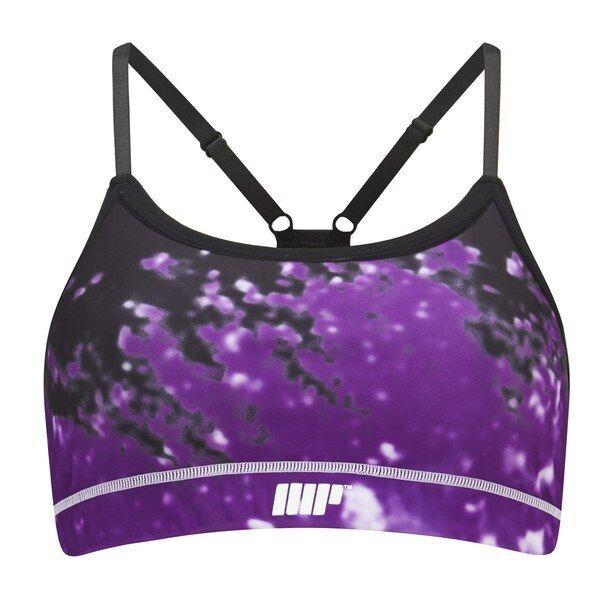Mypredein Power Bra Purple Sports by My Size XS 20% Elastane MP