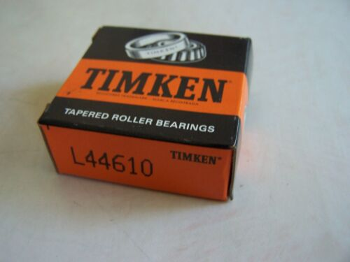 Race ONLY Timken L44610 Tapered Bearing Cup