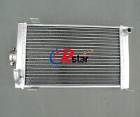 3 Row For Gas Shifter Kart / Go Kart Aluminum Radiator