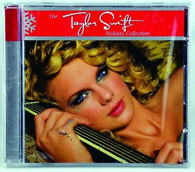 The Taylor Swift Holiday Collection By Taylor Swift Cd 843930002870 Ebay