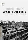 Roberto Rossellini's War Trilogy 0715515051316 With Anna Magnani DVD Region 1