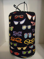 Funky Retro Eyeglass Holder Case Office Desk Kitchen Gift Great Gift Colorful