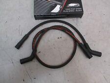 Harley Touring 99-2008  screamin eagle 10mm BLACK spark plug wires 31932-99B