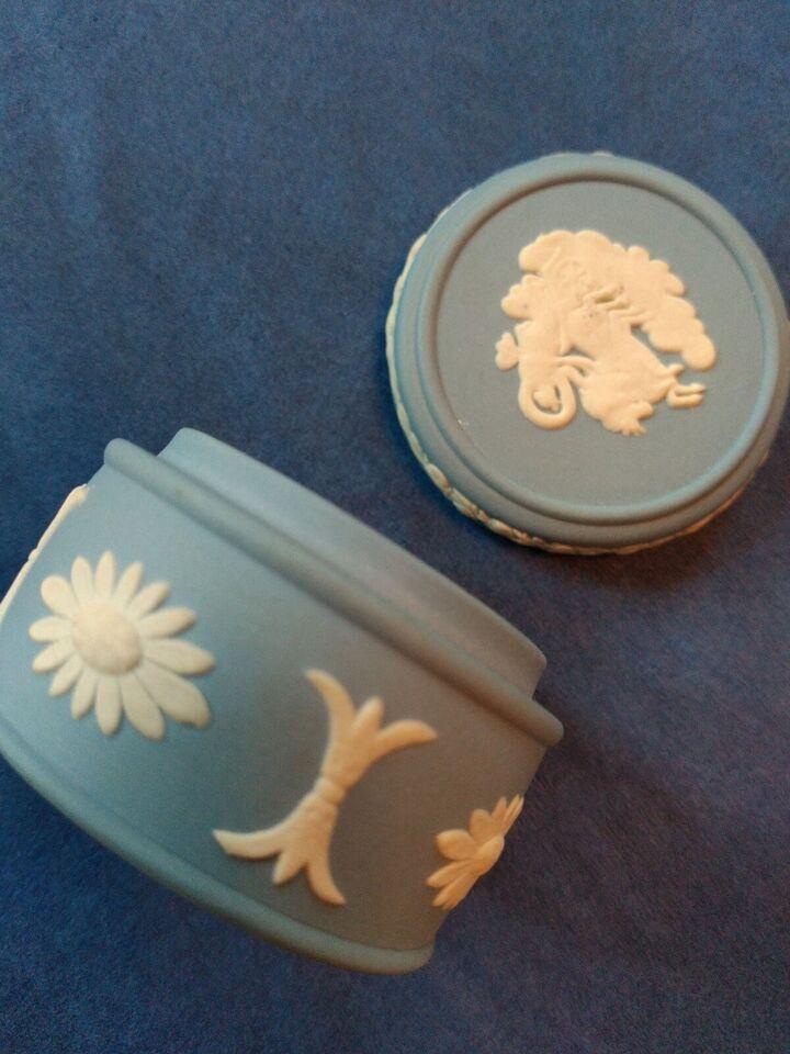 Porcelæn, WEDGWOOD, JASPERWARE HANDMADE IN ENGLAND