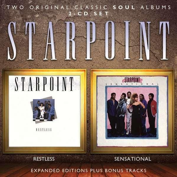 Starpoint - Restless/Sensational Neuf CD