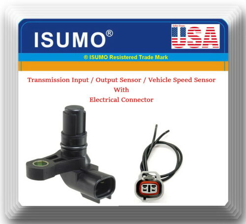 OE Spec Trans Input Output Vehicle Speed Sensor W//Connector Fits:Toyota Lexus