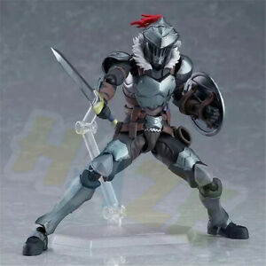 Anime-Figma-424-Goblin-Slayer-PVC-Figure-Toy-15cm-New-in-Box-Statue-Collection
