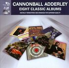 Eight Classic Albums [Box] by Cannonball Adderley (CD, Sep-2013, 4 Discs, Real Gone Jazz)