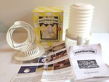 Smart Line Eggstractor Peeler Egg Slicer Recipe Book New in Box as seen on TV