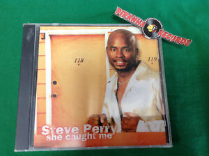Steve-Perry-She-Caught-Me-Soul-R-amp-B-CD-NEW-SEALED-Piranha-Records