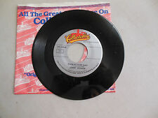 JIMMY BOWEN i trusted you / warm up to me baby   COLLECTABLES 45