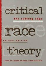 Critical Race Theory 1st ed, Delgado, Richard, Good Book