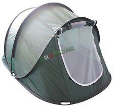 Tenda AUTO MONTANTE in 2 Secondi per Campeggio Camping Militare Automontante