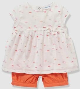 Baby girl blouse and shorts New 912 months - <span itemprop=availableAtOrFrom>London, United Kingdom</span> - Baby girl blouse and shorts New 912 months - London, United Kingdom