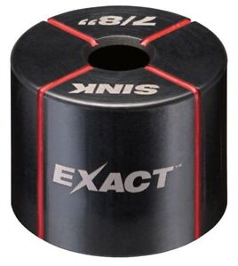 Milwaukee 49-16-2706 EXACT 7//8 in SINK PUNCH IN STOCK