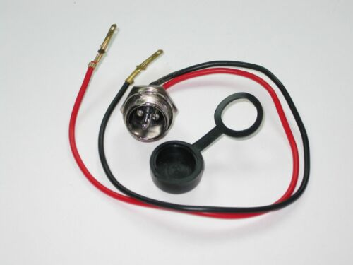 Connecteur 3 Broches Jack Prise Pour Chargeur De Batterie Rasoir IZIP E Scooter Star