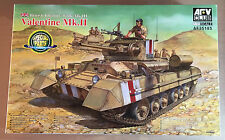 AFV CLUB AF35185 - 1/35 VALENTINE Mk.II BRITISH INFANTRY TANK Mk.III - NUOVO