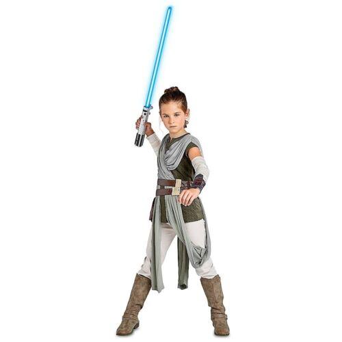 Star Wars Rey Costume for Kids The Last Jedi Size 7//8