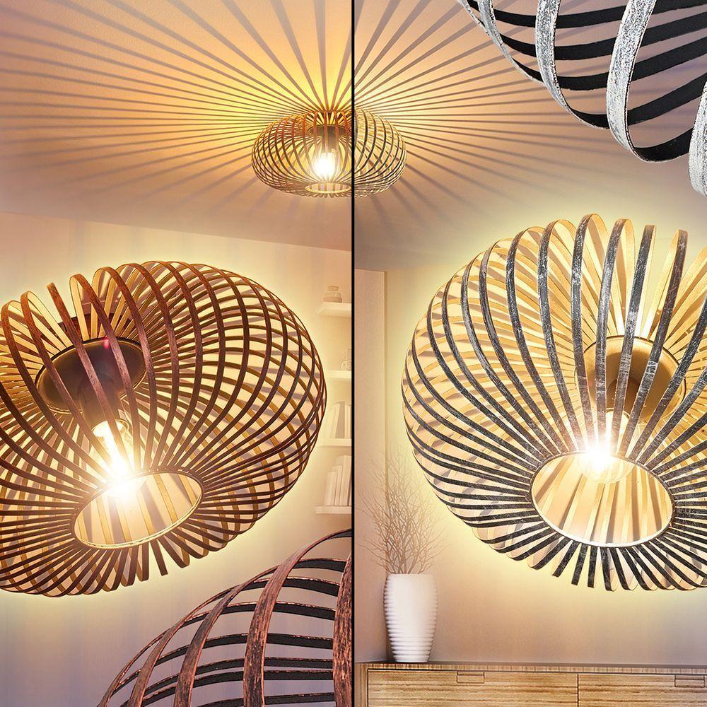 Design Deckenleuchte Klamila Wohn Schlaf Ess Zimmer Raum Flur Lampe Küche Diele