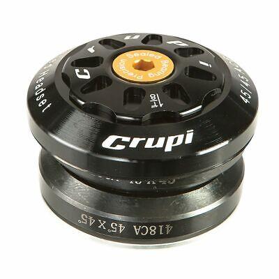 """MTB Crupi BMX Integrated Headset 1-1//8"""" Polished Sealed Bearings Race"""