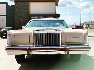 1979 Lincoln Continental cartier