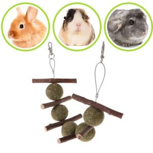 Pet-Teeth-Grinding-Toys-Hamster-Rabbit-Apple-Tree-Branch-Grass-Ball-Hanging-Cage