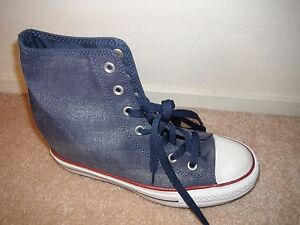 d6e71715c06c Converse Chuck Taylor® All Star® CT Platform Plus Hi Blue 545039C ...