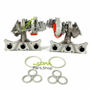 Downpipe+Turbo Gasket Kit For BMW E88 E89 E90 E92 E93 135i 335i 535i Z4 3.0L New
