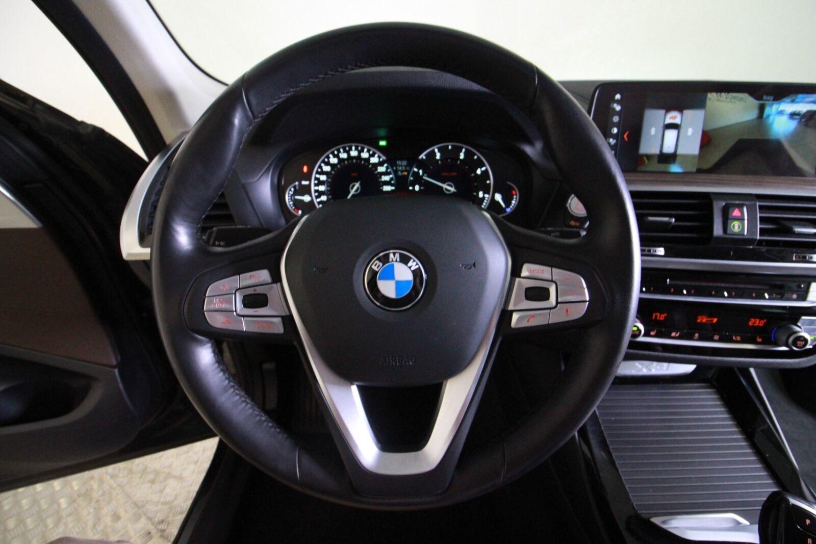 BMW X3 xDrive30d X-Line aut.