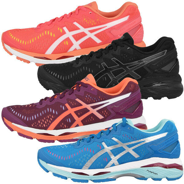 Asics Gel-Kayano 23 Women  Running shoes Womens Running Trainers Sports Trainers t696n  buy cheap new