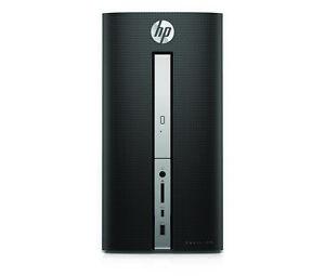HP 570-p033w Pavilion i7-7700 3.6GHz 16GB RAM 2TB HDD Win 10 Home Black