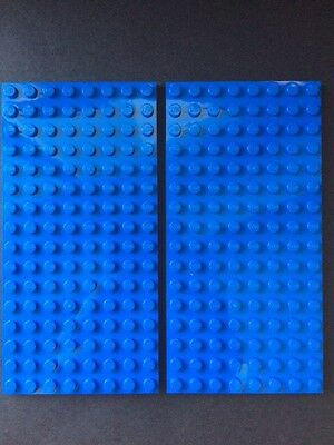 "LEGO Large Plate 16x16 5/""x5/"" Dark tan Flat Base 16 x 16 baseplate sand star wars"