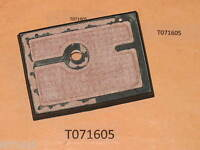 Genuine Mcculloch 218204 Air Filter Element Pm380 Eager Beaver 2.3 Chain Saw