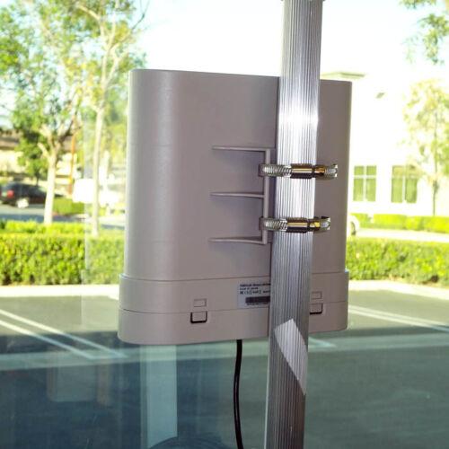 802.11n LongRange High Power Wireless USB Adapter 14dBi Directional Antenna RF