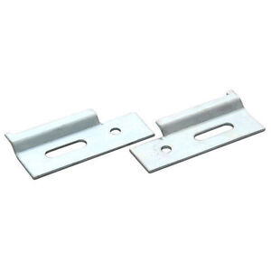 Image Is Loading Fixing Mounting Plates Cabinet Wall Hanging Brackets  Hangers