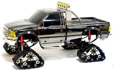New Track set 4pcs for Tamiya High-Lift Ford F350,Toyota Hilux,Tundra Snowmobile