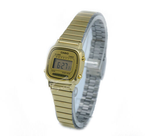 1 of 1 - -Casio LA670WGA-9D Digital Watch Brand New & 100% Authentic