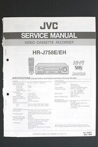 Details about JVC HR-J758E / Eh Original VCR Video Recorder Service on vcr cabinet, vcr hookup diagram basic, vcr control panel, tv dvd vcr diagram, connecting vcr to tv diagram, vcr parts diagram, vcr player back diagram, vcr player schematics, vcr to vcr hookup antenna, comcast cable box connection diagram, dvd vcr cable diagram, vcr dvd combo hdtv digital converter diagram, vcr repair diagram, vizio tv diagram, panasonic tv hookup diagram,