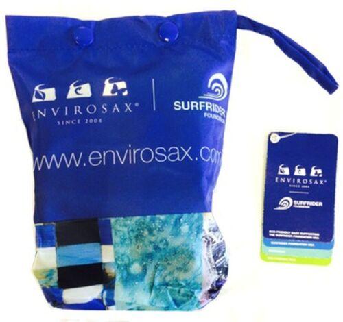 Tokyo Range Envirosax Designer Reusable Foldaway Eco Shopping Bag Open Top