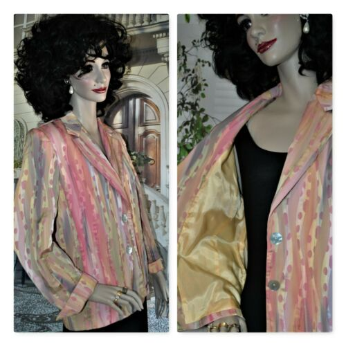 FRANKENWALDER COLLECTION blazer jacket PASTEL colo