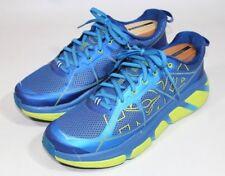 00c616ca153a item 4 Mens Hoka One One Infinite Running Shoes Size 9.5 Blue Neon Green  Yellow Acid -Mens Hoka One One Infinite Running Shoes Size 9.5 Blue Neon  Green ...